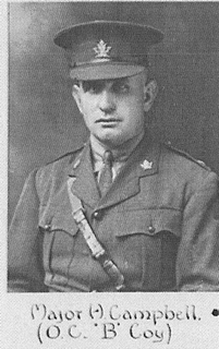Major H Campbell